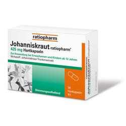 JOHANNISKRAUT RATIO 425MG